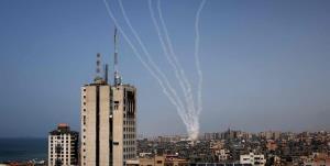انتقام سنگین مقاومت؛ 130 راکت به سمت سرزمینهای اشغالی شلیک شد