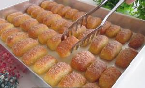صفر تا صد شیرینی نارگیلی خوشمزه