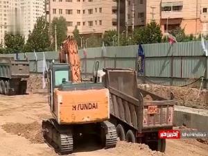 عملیات ساخت طولانی ترین خط متروی غرب آسیا در تهران
