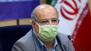 کاهش تعداد بیماران بستری در تهران