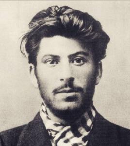 استالین جوان؛ شاعر احساساتی