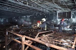 آتشسوزی مرگبار مرکز ترک اعتیاد در اطراف مشهد