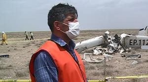 جزئیات جدید از سقوط هواپیمای آموزشی در فرودگاه اراک