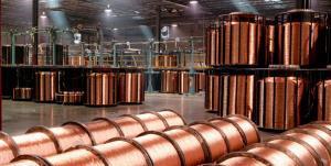 قیمت فلز مس در بازارهای جهانی رکورد زد