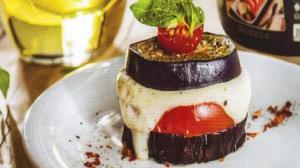 طرز تهیه «بادمجان پنیری»؛ یک فینگرفود خلاقانه و خوشمزه