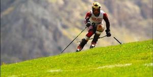 ایران میزبان جام جهانی اسکی چمن شد