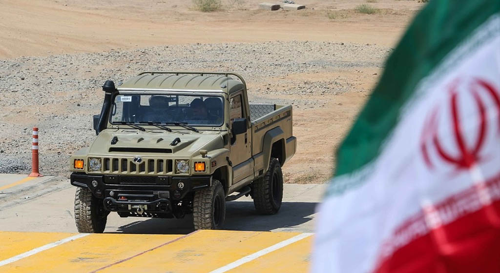 خودروهای تاکتیکی ایرانی چه ویژگیهایی دارند؟