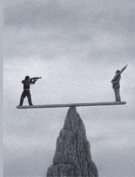 اندیشمند رو که بکشین خودتون هم میمیرین