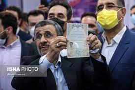 حمله شدید رجا به احمدی نژاد