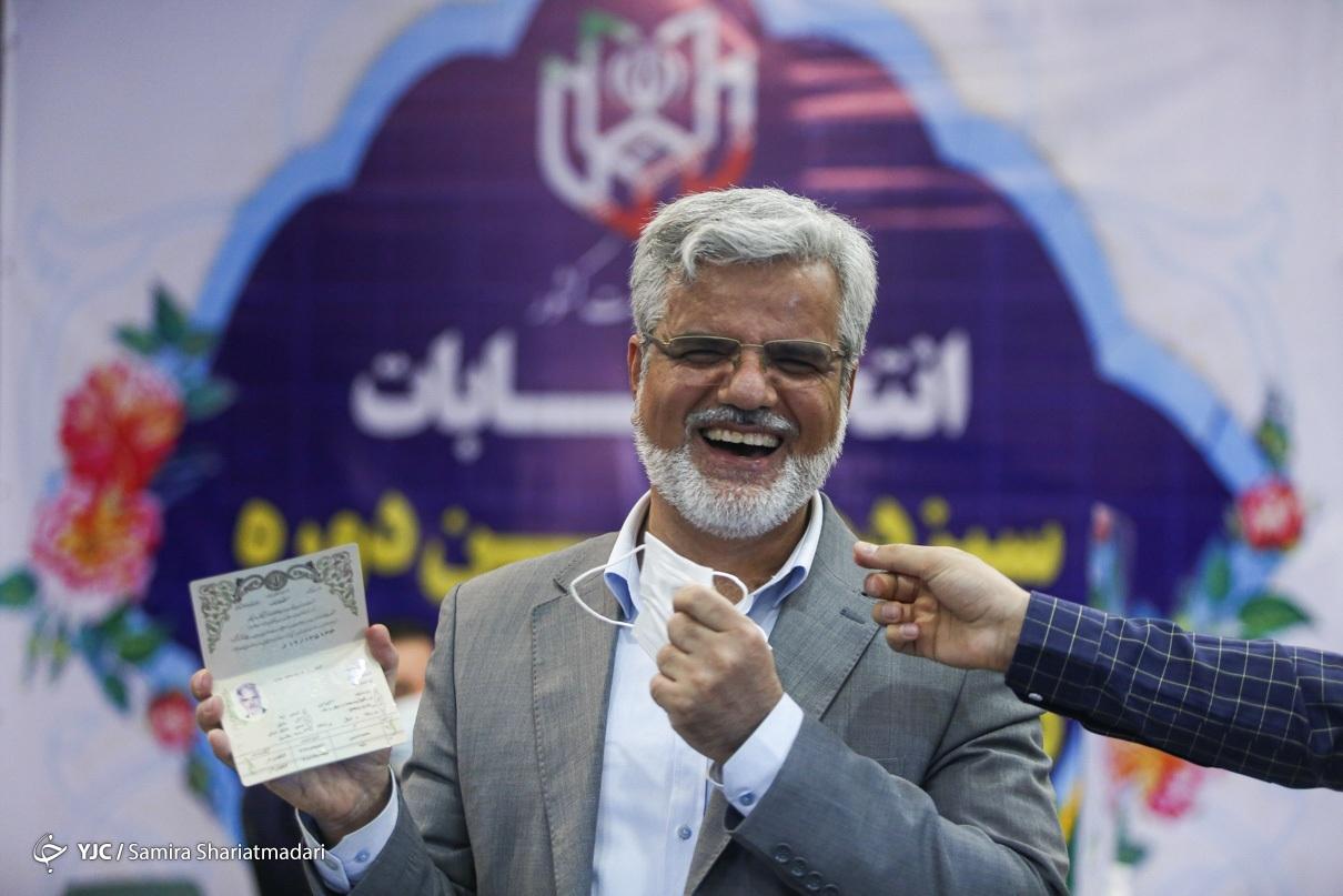 عکس/ پایان روز سوم؛ باز شدن پای اصلاحات به ستاد انتخابات کشور