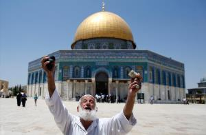 جنایت در مسجد الاقصی