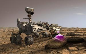 کاوشگر پشتکار جستوجوی حیات در مریخ را آغاز کرده است