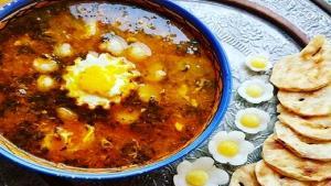 اشکنه تخم مرغ؛ غذای ایرانی اصیل و خوشمزه