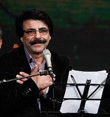 علیرضا افتخاری «پناه عشق» را با شعری از عبدالجبار کاکایی خواند
