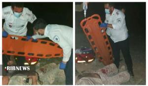 ۴ مصدوم در واژگونی خودرو آفرود در منظریه شهرکرد