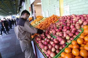 میادین میوه و تره بار تهران امروز و فردا باز است