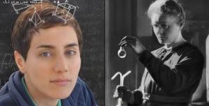 روایتی کوتاه از کسب مدال فیلدز توسط دکتر مریم میرزاخانی