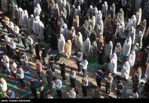 اقامه نماز عید فطر در تهران و کرج