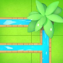 Water Connect Puzzle؛ بادقت درختان را آبیاری کنید