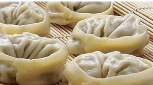 طرز تهیه غذای گوشتی مندو