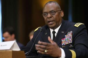 رئیس پنتاگون بر «حمایت آهنین» آمریکا از رژیمصهیونیستی تأکید کرد