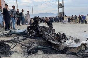 انفجار ۴ بمب در افغانستان؛ ۲۷ غیرنظامی کشته و زخمی شدند