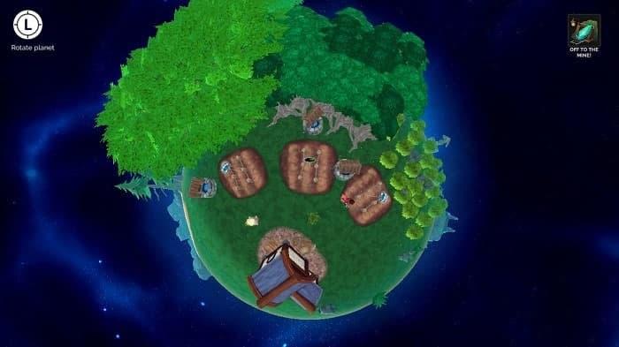 نقد و بررسی بازی Deiland: Pocket Planet Edition