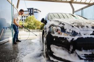 روش باحال و ساده برای شستن ماشین