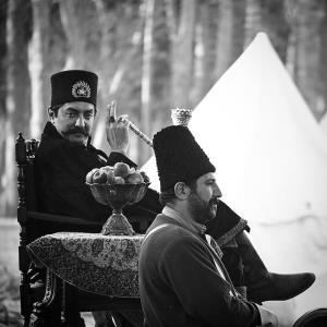 بهرام رادان در نقش ناصرالدین شاه در سریال «جیران»