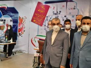 سخنگوی شورای نگهبان از ستاد انتخابات کشور بازدید کرد