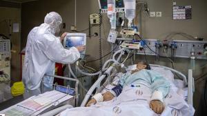 وخامت حال ۲۸۱ بیمار کرونایی در بیمارستانهای فارس