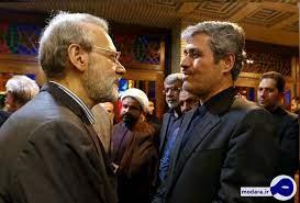 خبر تاجگردون از برنامه لاریجانی برای کاندیداتوری در انتخابات