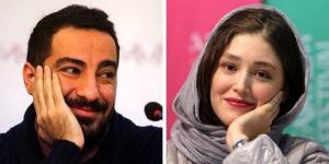 عکس دو نفره نوید محمدزاده و فرشته حسینی در کنار هم
