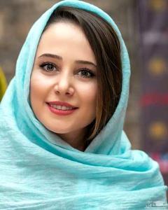 چهره ها/ الناز حبیبی بدون آرایش