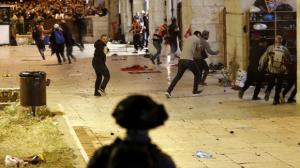 رژیم صهیونیستی: اوضاع در شهر اللد به جنگ داخلی شباهت دارد