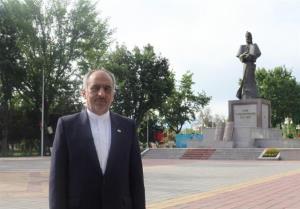 پیام سفیر ایران به مناسبت روز بزرگداشت فردوسی