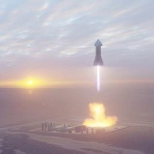 ادامه موفقیت استار شیپ در فرود معکوس
