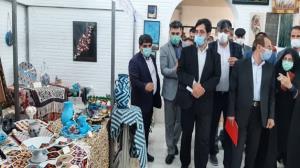 بزرگترین گلیم کشور در شهرستان نمین رونمایی شد