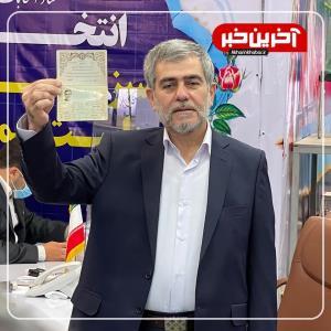 «فریدون عباسی» در انتخابات ریاستجمهوری ثبتنام کرد