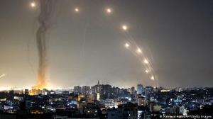 رژیم صهیونیستی: بیش از ۲ هزار راکت از غزه شلیک شد