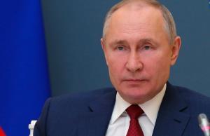 پوتین: درگیری فلسطین و اسرائیل به زیان منافع روسیه است