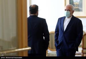 ظریف در انتخابات 1400 از چه کسی حمایت می کند؟