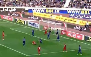 دربی خاطرهانگیز پرسپولیس 0 - استقلال 2