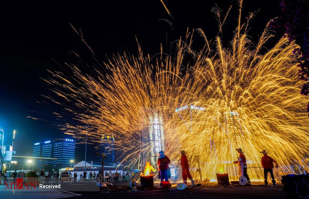 هفته طلایی چین