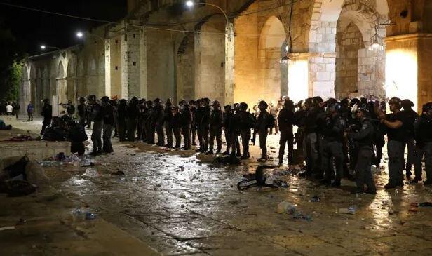 شجاعت فلسطینیها در ترک نکردن صحنه، امید میبخشد