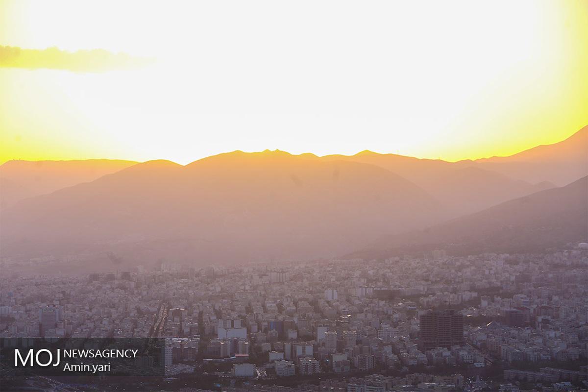کیفیت هوای تهران در چه شرایطی است؟