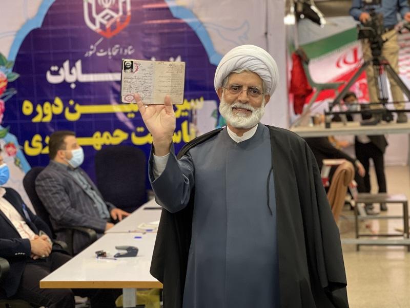 نامنویسی روحانی اصلاحطلب برای انتخابات ریاست جمهوری 1400