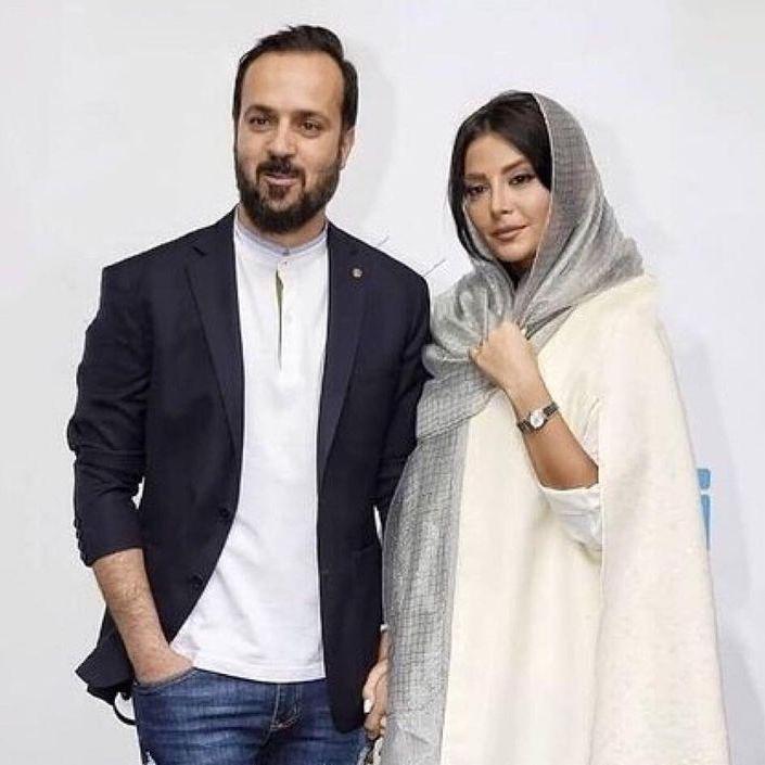 چهرهها/ احمد مهرانفر و همسرش مونا فائزپور