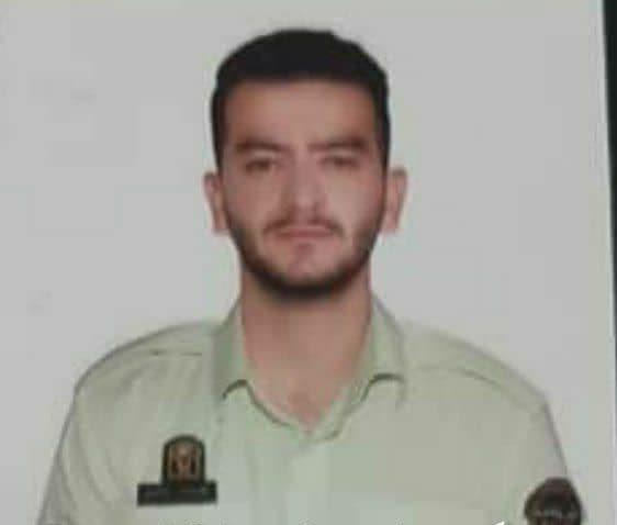 تشییع پیکر گروهبان یکم علیرضا لائینی در نکا