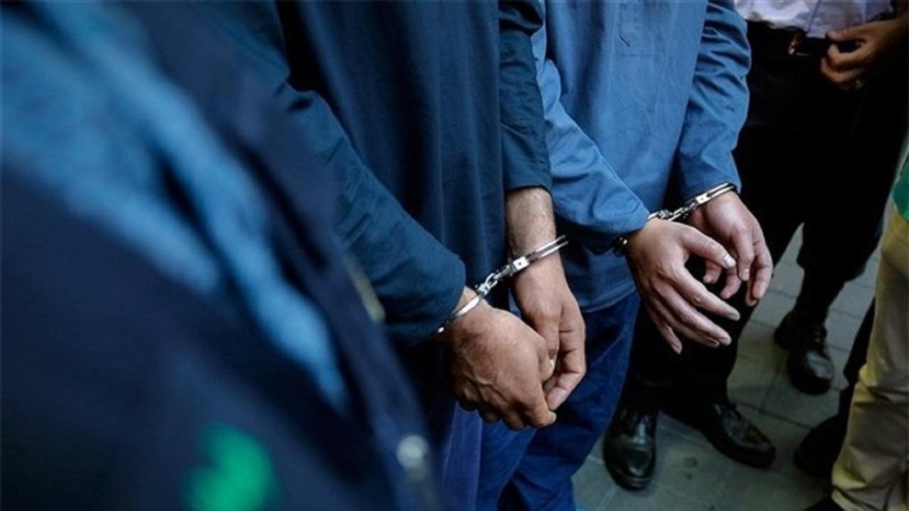 بازداشت تعدادی از عاملان برگزاری مراسم معایده در شادگان
